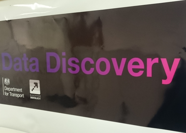 poster advertising data discovery